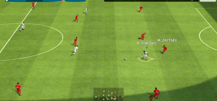 PES 2017 Preview (Android): Konami ii da fatala lui EA Sports, cel putin la prima vedere