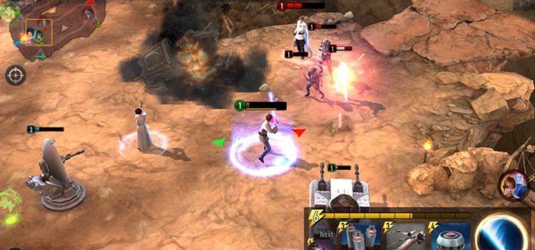 Star Wars: Force Arena debuteaza pe iOS si Android, e un fel de Clash Royale combinat cu MOBA