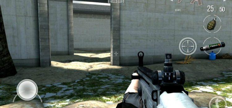 Modern Strike Online Review (Android): inca o clona Counter Strike pe mobil, cu grafica superioara