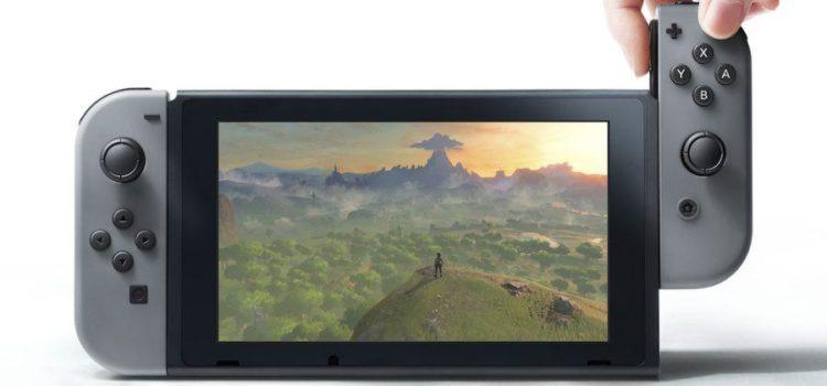 Nintendo Switch va costa 299 dolari si va fi disponibil de pe 3 martie