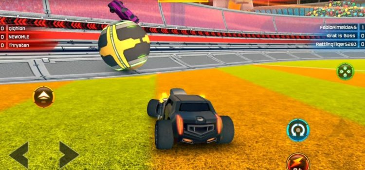 Turbo League Review (Android): Clona, dezamagire, frustrare (Video)