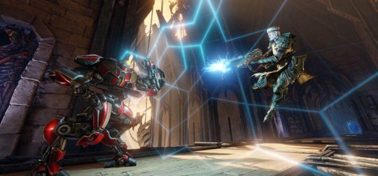 Quake Champions va avea o varianta gratuita cu microtranzactii
