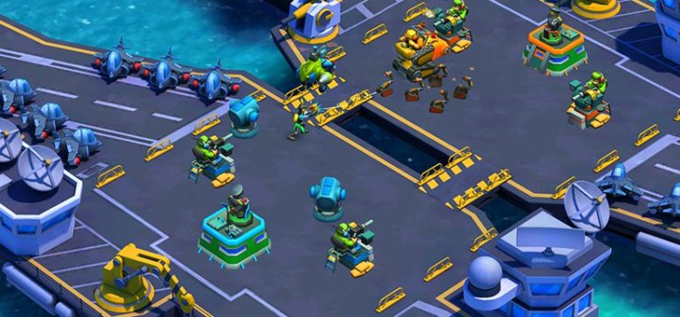 Blitz Brigade devine un rival pentru Clash Royale, prin jocul Rival Tactics