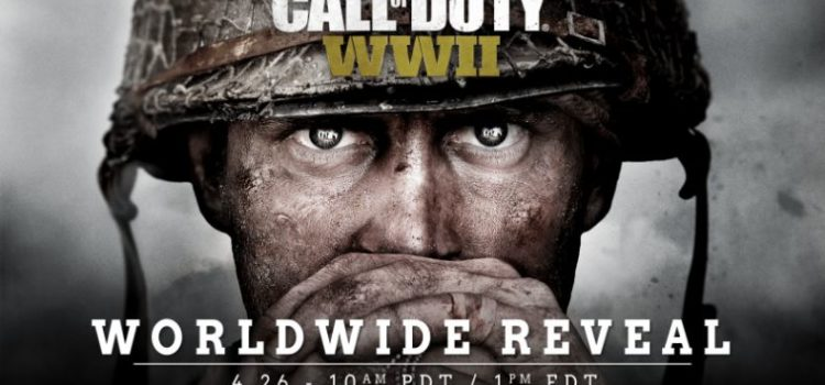 Call of Duty WWII confirmat de Activision, mai multe detalii aflăm pe 26 aprilie