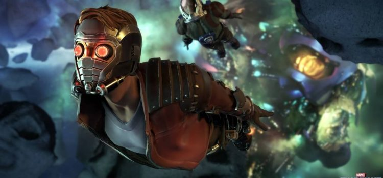 Guardians of the Galaxy, cel mai nou joc Telltale Games e acum disponibil pe iOS, console şi PC