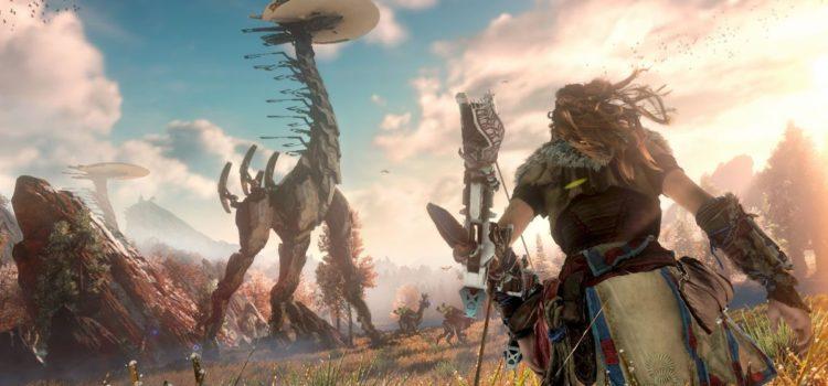 Horizon Zero Dawn 2 va avea extra topping de roboţi, o păstrează pe Aloy ca personaj