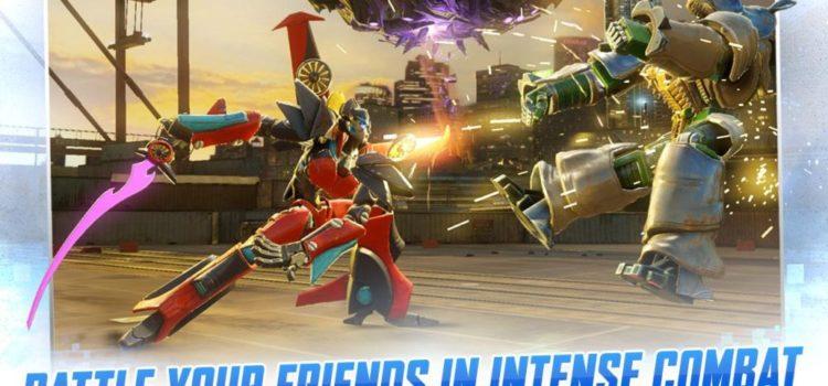 Jocul cu bătăi cu Transformers pe care îl aşteptai de atât de mult timp e aici: Transformers Forged to Fight
