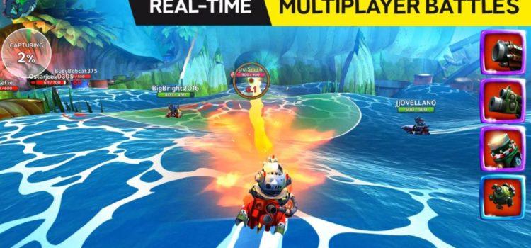 Rovio lansează jocul Battle Bay, titlu cu lupte navale în stil World of Tanks
