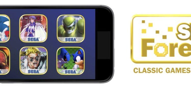 Sega Forever este o colecţie de jocuri clasice Sega gratuite acum pe mobil; Iată primele titluri