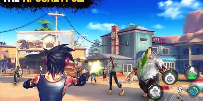 Gameloft lansează un nou MMO, numit Dead Rivals – Zombie; Deocamdată în soft launch pe iOS