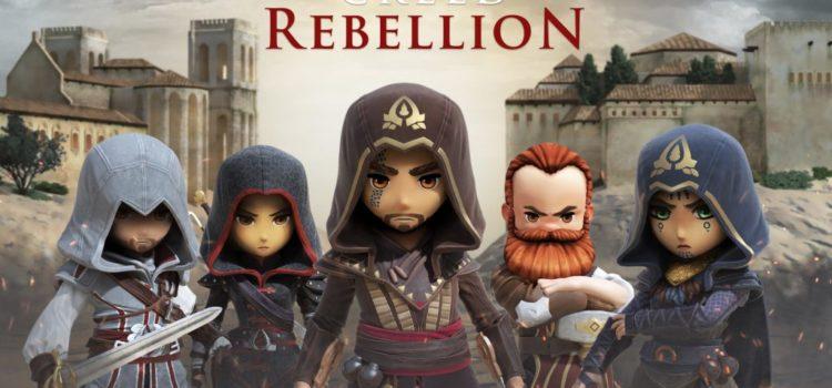 Ce este Assassin's Creed Rebellion, cel mai nou joc Ubisoft pentru mobil din franciza AC