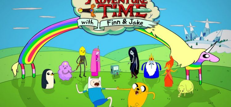 Adventure Time Run este un nou endless runner, gratuit in Play Store