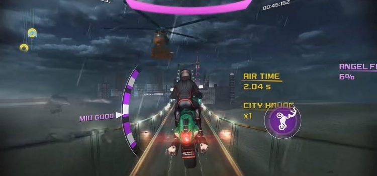 Asphalt 8 Airborne include acum motociclete la 4 ani după debut
