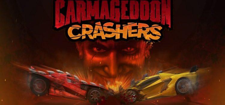 Carmageddon Crashers e acum disponibil gratuit pe Android: curse liniuţă cu final exploziv