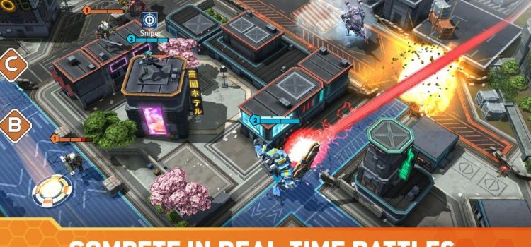 Titanfall vine pe mobile cu un joc de strategie numit Titanfall: Assault; Gratuit in Play Store!