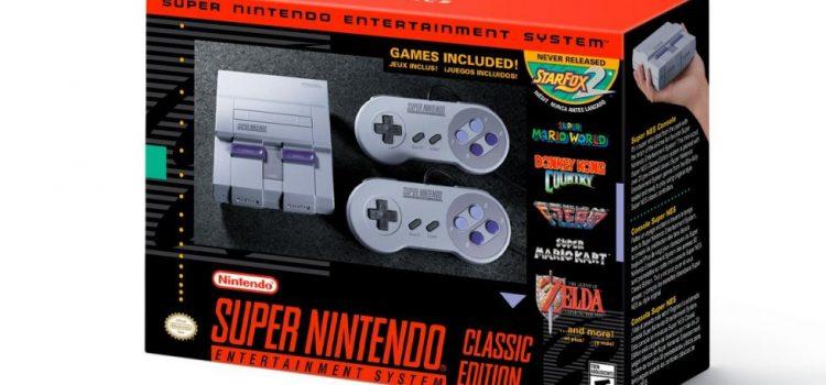 SNES Classic Edition primeşte data precomenzii şi data de lansare