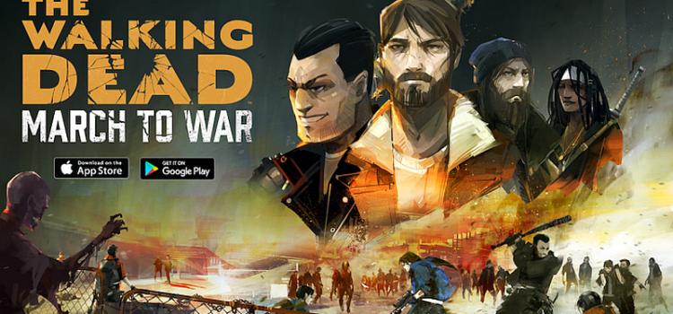 The Walking Dead: March to War este aici, e gratuit şi ne duce în mijlocul conflictului cu Negan