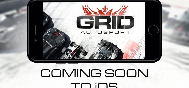 GRID Autosport este cel mai mare joc de pe mobil din istorie, ocupă până la 8 GB!