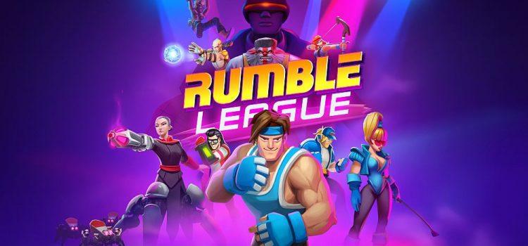 Lorraine şi Carbon lansează jocul Rumble League, titlu românesc retro-futurist