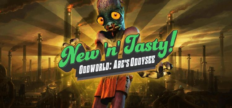 Oddworld: New 'n' Tasty disponibil pe iOS şi Android, costă 39 lei