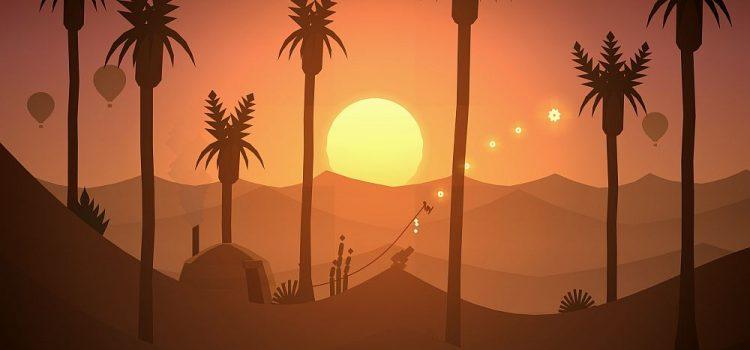 Alto's Odyssey e jocul hit al săptămânii, deocamdată doar pe iOS
