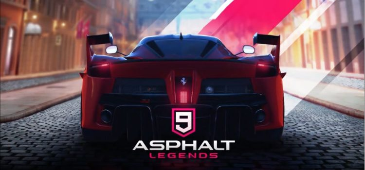 Asphalt 9 Legends e aici! Deocamdată doar în soft launch