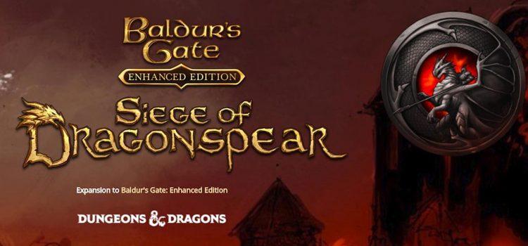 Baldur's Gate ajunge pe mobil; Versiunea Siege of Dragonspear e acum pe iOS şi Android