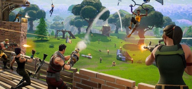 Fortnite Battle Royale devine joc pe mobil; Vine pe iOS şi Android, cu cross play spre console
