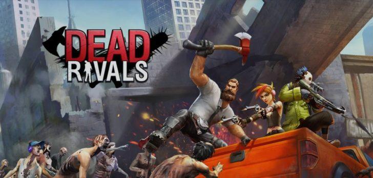 Gameloft lansează jocul Dead Rivals, MMO cu zombii (Video)