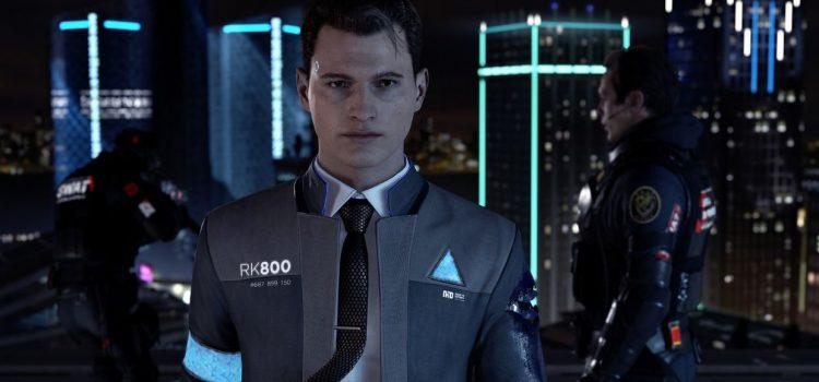 Detroit Become Human se poate juca acum pe PS4, doar ca demo deocamdată
