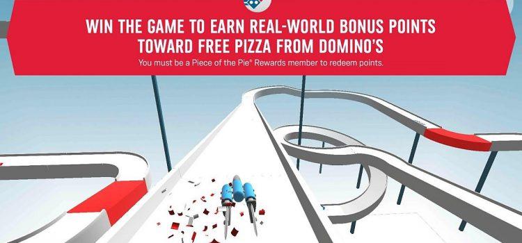 Domino's Pizza lansează un joc de mobil care îţi dă pizza gratis