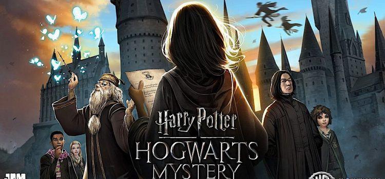 Avem joc Harry Potter pe mobil! Hogwarts Mystery e aici, gratuit pe iOS şi Android