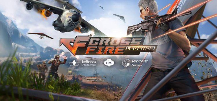 CrossFire: Legends debutează pe Android, e în egală măsură CS GO şi PUBG