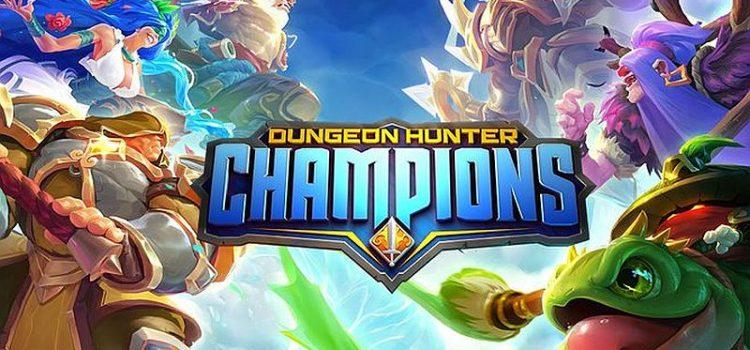 Dungeon Hunter Champions este un nou joc MOBA de la Gameloft