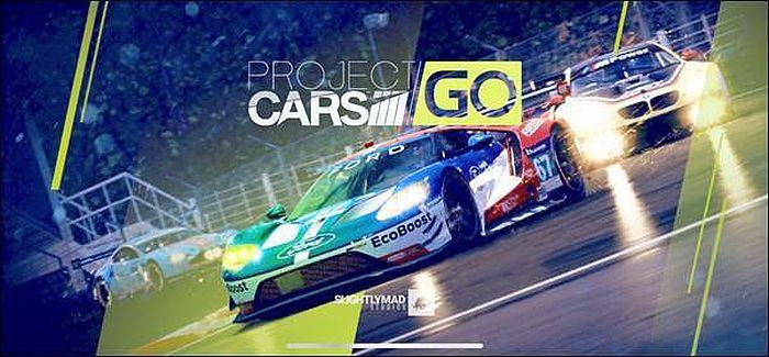 Project Cars GO va ajunge pe mobile în curând