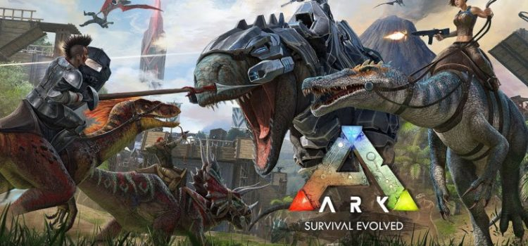 Ark: Survival Evolved vine pe mobil pe 14 iunie, cu tot cu dinozauri