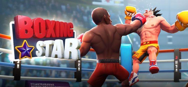 Boxing Star este un nou joc de box pe mobil, cu croşeuri dramatice