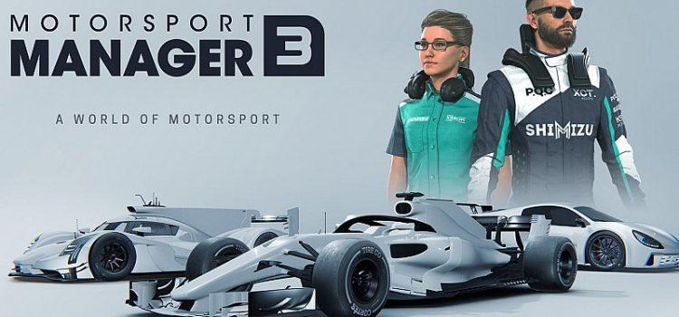 Motorsport Manager 3 se va lansa pe Android, iOS în această vară