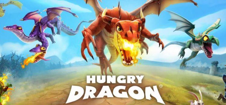 Ubisoft lansează jocul Hungry Dragon pe mobil: un fel de Hungry Shark cu dragoni