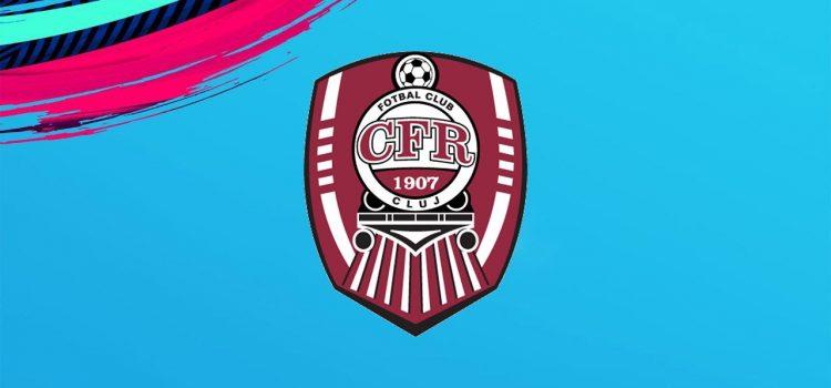 CFR Cluj ar fi singura echipă românească din FIFA 19; Iată detalii