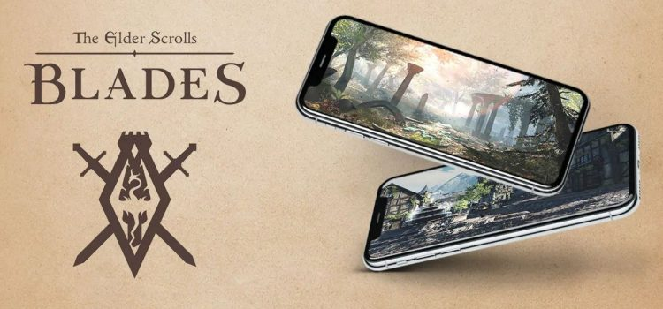 Elder Scrolls: Blades este primul joc prezentat pe iPhone Xs şi arată bine, dar e simplu (Video)