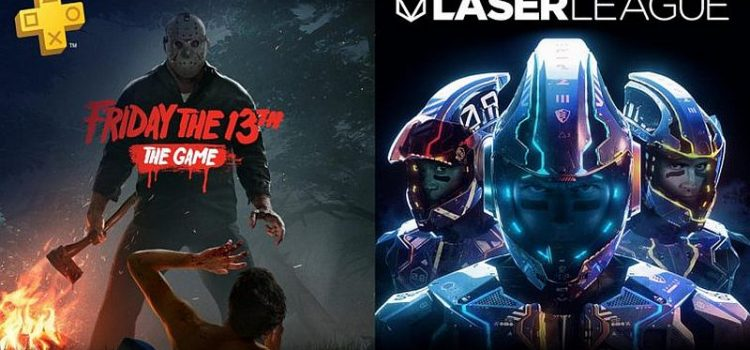 Jocurile gratuite PlayStation Plus pe octombrie sunt anunţate: Friday the 13th, Laser League printre ele