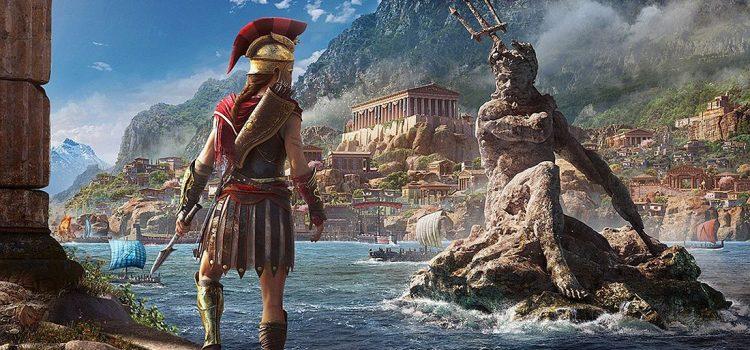 Assassin's Creed Odyssey este gratuit în acest weekend