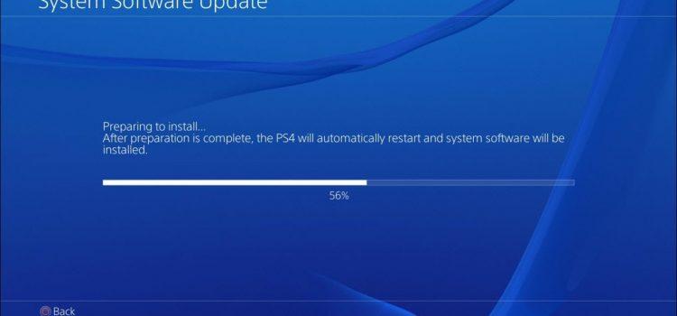 PlayStation 4 a primit actualizarea de firmware 6.0 şi nimeni nu înţelege ce e nou