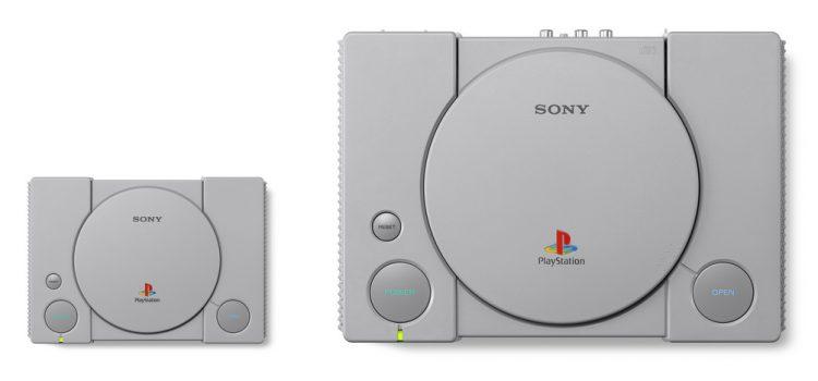 PlayStation Classic este o consolă în miniatură care vine cu 20 de jocuri clasice de pe 3 decembrie