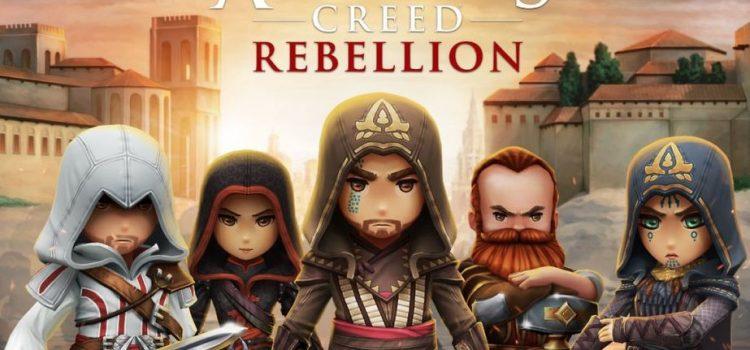 Assassin's Creed Rebellion ajunge în sfârşit pe mobil pe 21 noiembrie