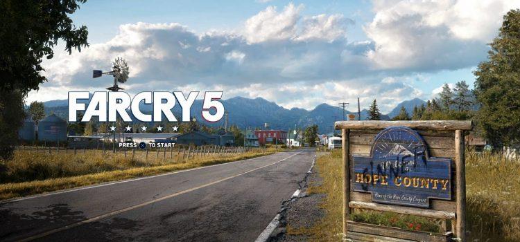 Far Cry 5 Review (PS4): Domnul a dat, Domnul a luat, fie numele Său lăudat