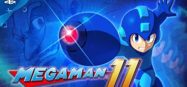 Mega Man 11 este disponibil de azi pe PS4, Windows, Xbox