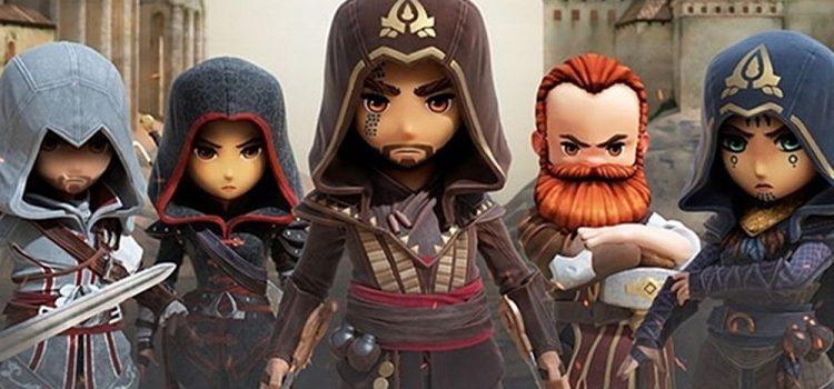 Assassin's Creed Rebellion este lansat oficial pe iOS şi Android, după o lungă perioadă de teste