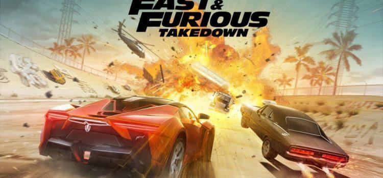 Asphalt 9 are rival: Fast & Furious Takedown vine pe mobil în curând